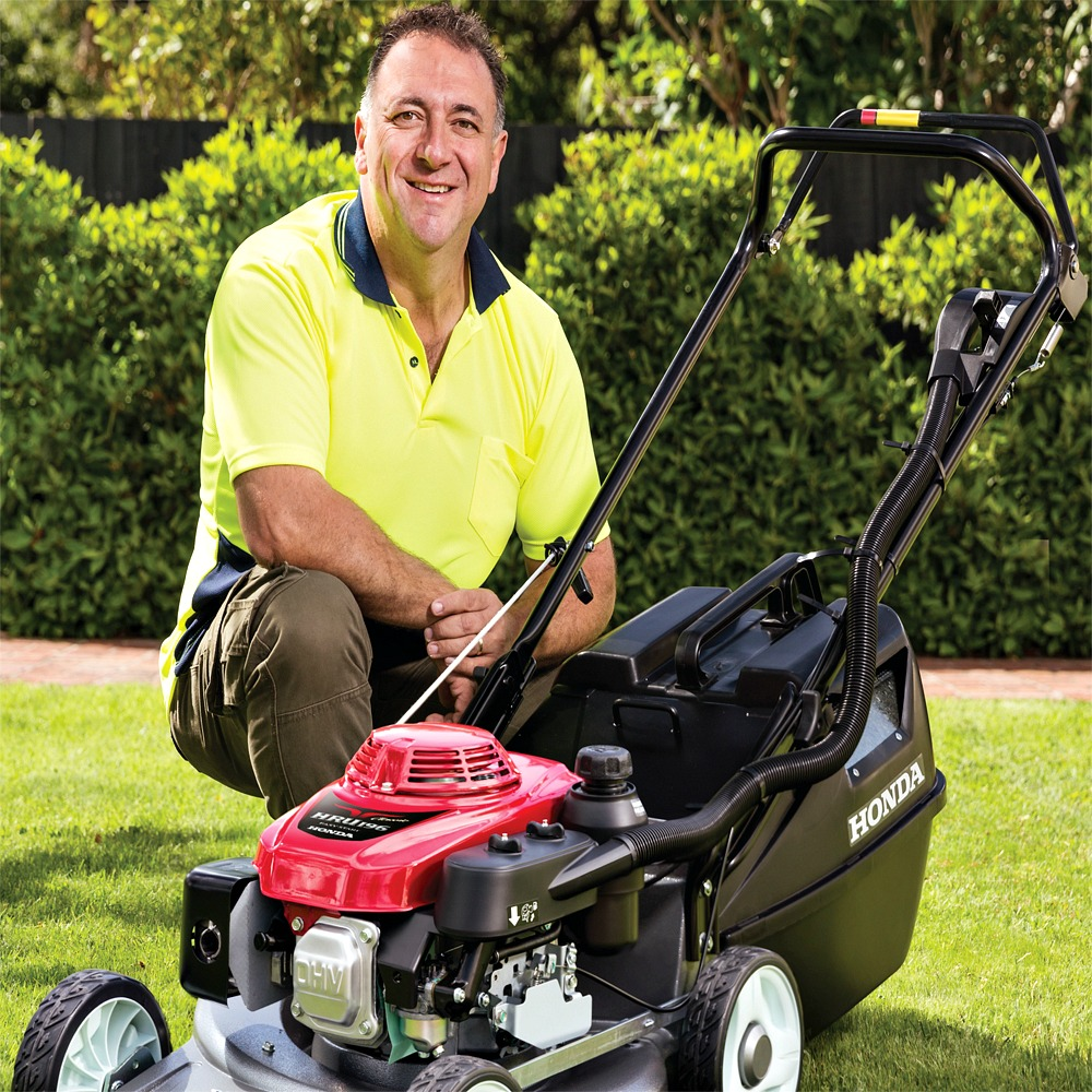 Honda Heritage Lawn Mower coming soon!